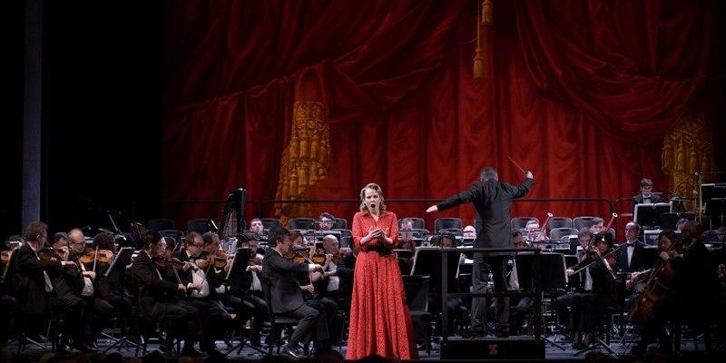 Imagen de Concierto de Elina Garanca y cambios en el Teatro de la Zarzuela Madrid