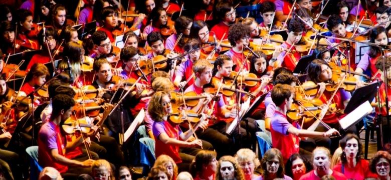 Imagen de 17º Encuentro Internacional de Orquestas Juveniles