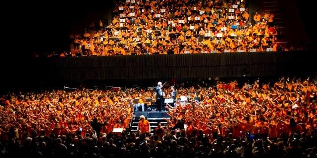 Imagen de Décimo Quinto Encuentro Internacional de Orquestas Juveniles