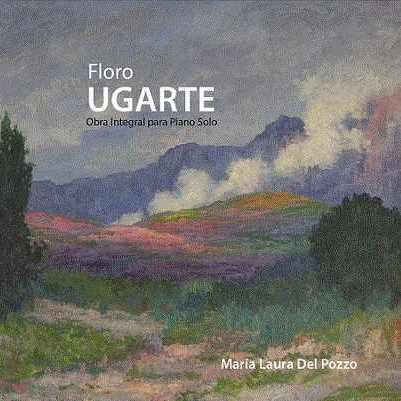 Imagen de Floro Ugarte - Obra Completa Para Piano Solo