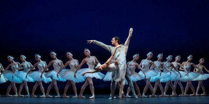Imagen de El Ballet Estable del Teatro Colón gratis en el Anfiteatro de Parque Centenario