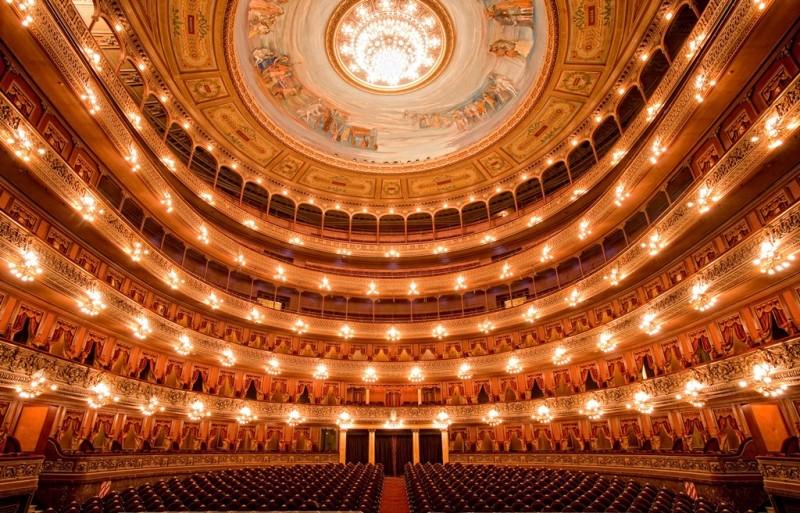 Imagen de El Teatro Colón presentó su temporada 2019