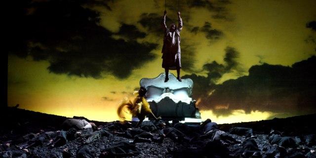 Imagen de El Teatro Real cambia el paso con una curiosa sátira rusa: El gallo de oro de Rimski-Kórsakov