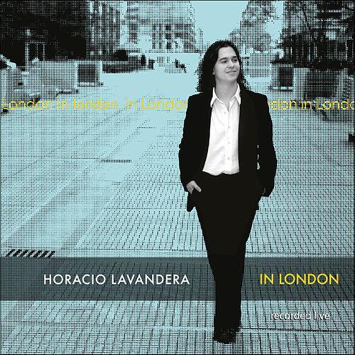 Imagen de Horacio Lavandera: In London.