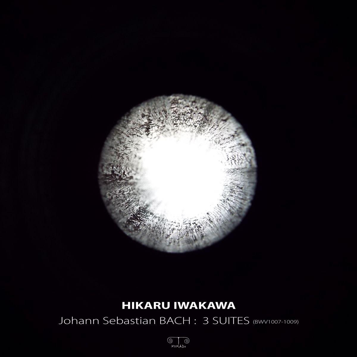 Imagen de Juan Sebastián Bach: 3 Suites de Hikaru Iwakawa