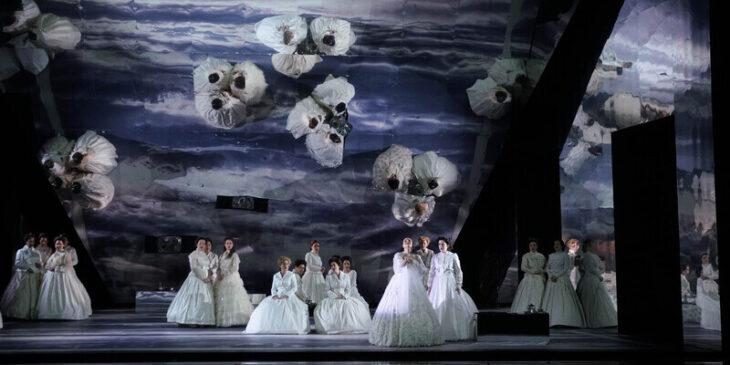 Imagen de El Teatro Real se reconcilia con el bel canto