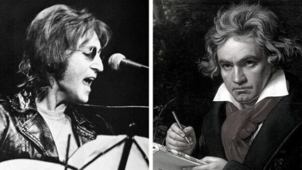 La canción que John Lennon escribió inspirado en Beethoven