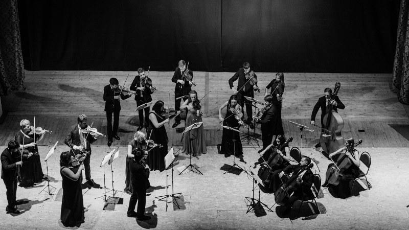 Imagen de Maravillosa presentación de la Orquesta de Cámara Kiev Virtuosi