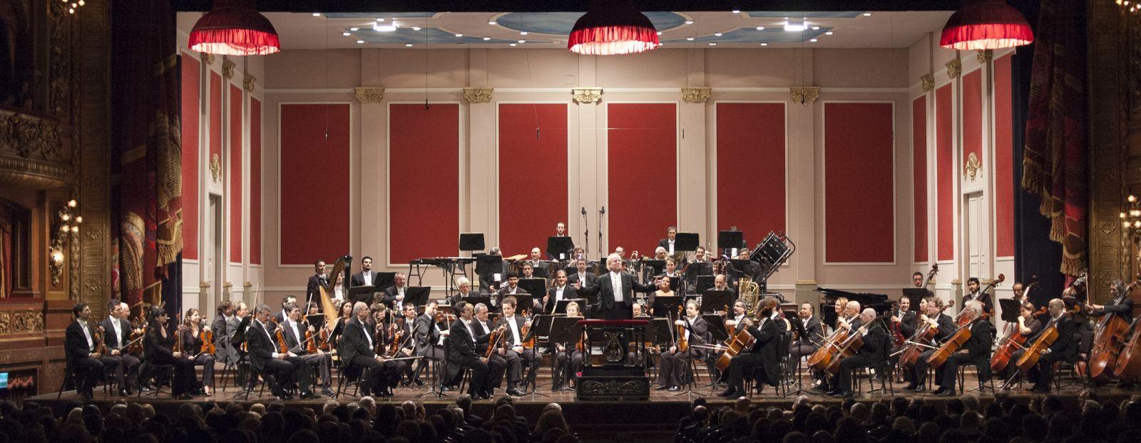 Imagen de Programación de las orquestas del Colón y tres primeros conciertos