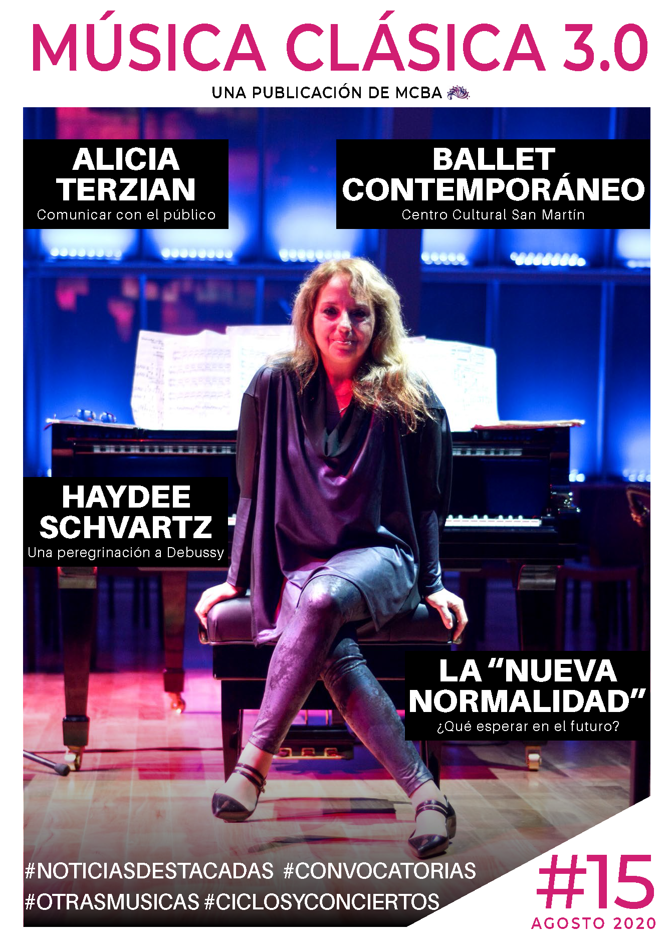 Revista Música Clásica Buenos Aires 15