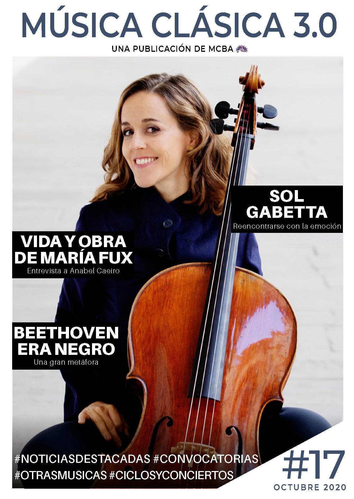 Revista Música Clásica Buenos Aires 17