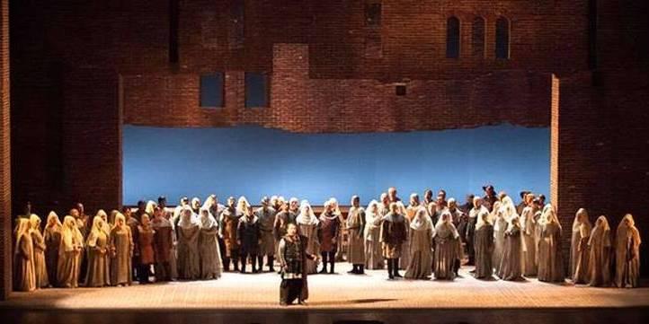 Imagen de La vigencia de Verdi con la recuperación de La Batalla de Legnano en el estreno del Mayo Florentino