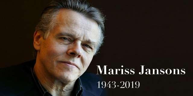 Imagen de Murió el director de orquesta letón Mariss Jansons a los 76 años