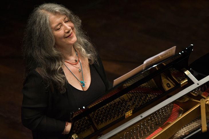 """""""Semana del Piano"""" en homenaje a Martha Argerich"""