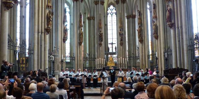 Imagen de La Misa Criolla en la Catedral de Colonia:  una celebración musical por el Bicentenario