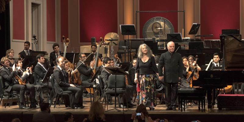 Imagen de Festival Barenboim 2017 y Mozarteum Argentino: varias citas con música de primer nivel
