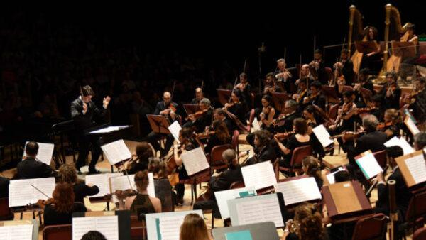 Ciclo Beethoven.- Tres obras de la Orquesta Sinfónica Nacional y el Coro Polifónico Nacional