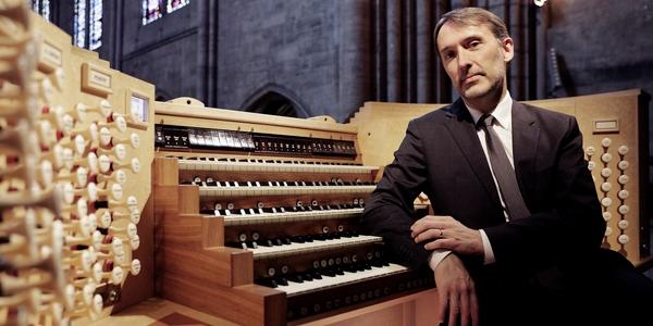 Imagen de El organista francés Olivier Latry inaugura el ciclo Organistas de Notre-Dame en el CCK