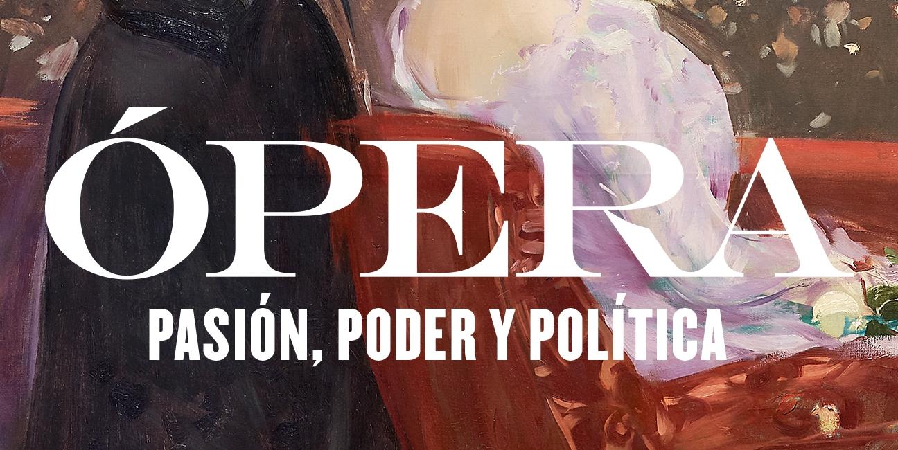 """Imagen de Rueda de prensa de la exposición """"Ópera"""