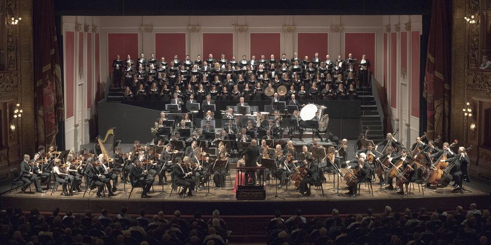 Imagen de La Orquesta Filarmónica de Buenos Aires abrió su temporada 2019