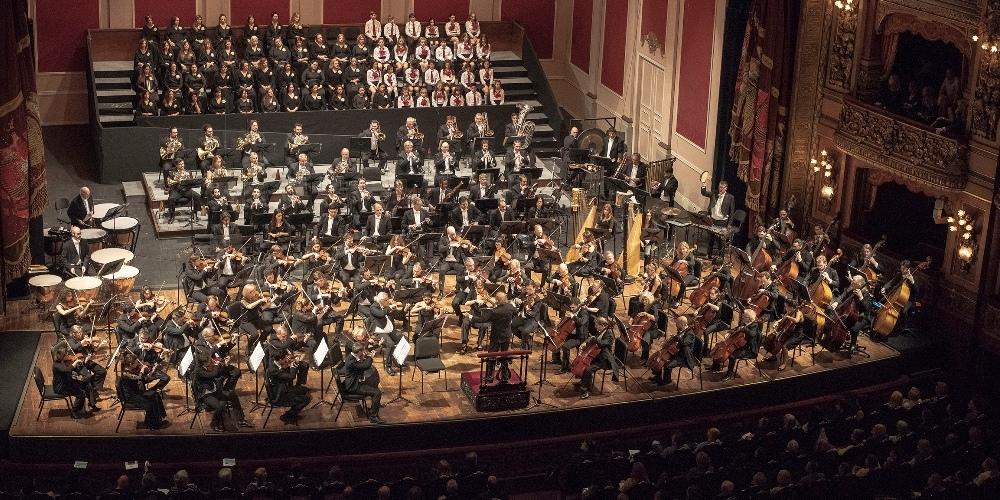 Imagen de La Orquesta Filarmónica de Buenos Aires a la altura de la gran obra de Mahler