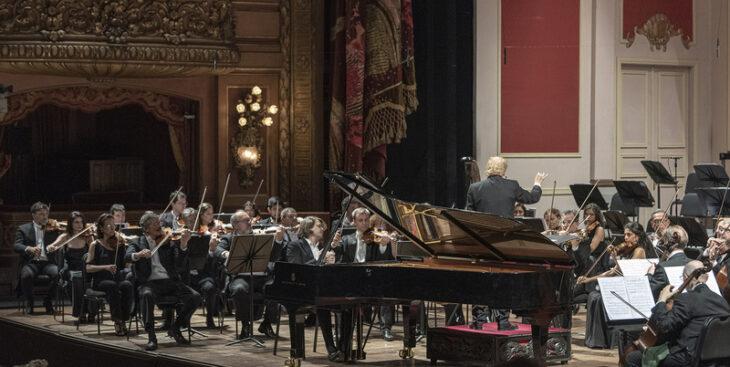 Imagen de Orquesta Filarmónica de Buenos Aires: Ravel en el cierre de la temporada 2019