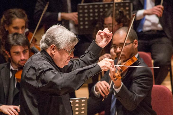 Imagen de Balance de un gran año para la Sinfónica Juvenil Nacional José de San Martín