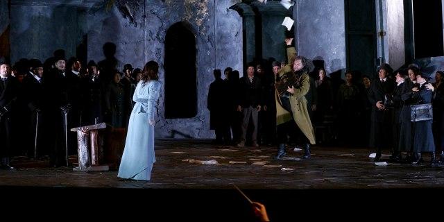 Imagen de El Teatro Real de Madrid inaugura la temporada con Otello de Verdi