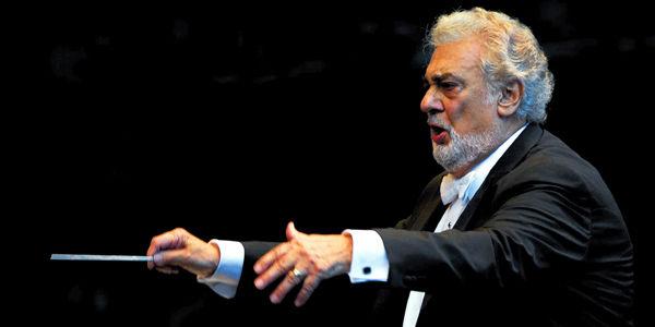 Imagen de Plácido Domingo en Argentina