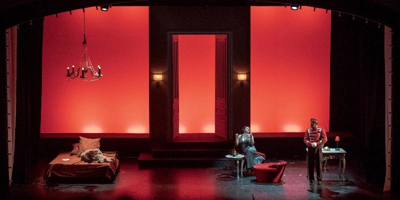Imagen de La Ópera de Cámara del Teatro Colón repuso Powder her face