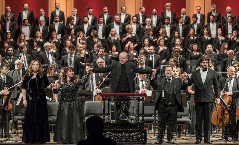 Imagen de Dos cumbres: Requiem de Verdi y Misa Solemne de Beethoven