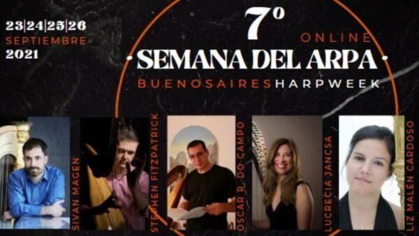 7ma. Semana del Arpa de Buenos Aires