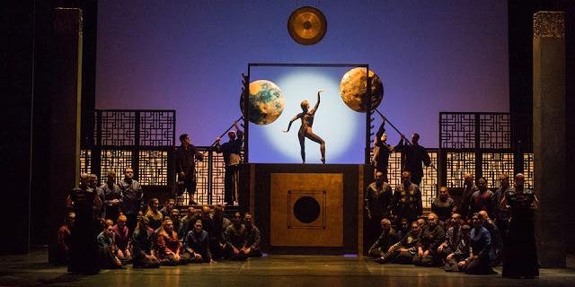 Imagen de Última representación de Turandot