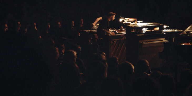 Imagen de TRIPPING WITH NILS FRAHM