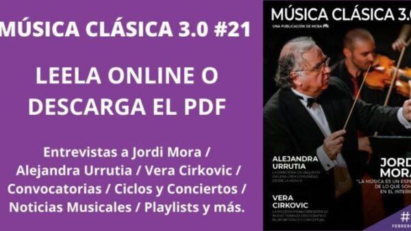 Revista Música Clásica 3.0 #21