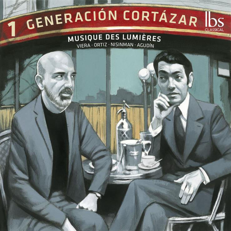 """""""Generación Cortázar"""", Facundo Agudín dirige música orquestal original que celebra al escritor argentino."""