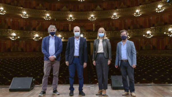 El Teatro Colón presentó su Programación 2021