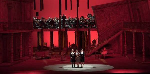 Imagen de Funciones del Teatro Colón por streaming