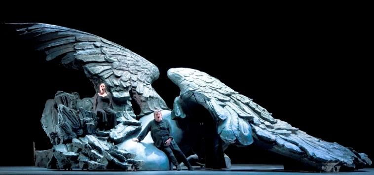 "Imagen de ""Tristan und Isolde"" y Barenboim"