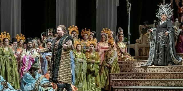 Imagen de Una Turandot de la cual se esperaba más.