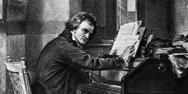Imagen de Subastan una carta de Beethoven por 275.000 dólares