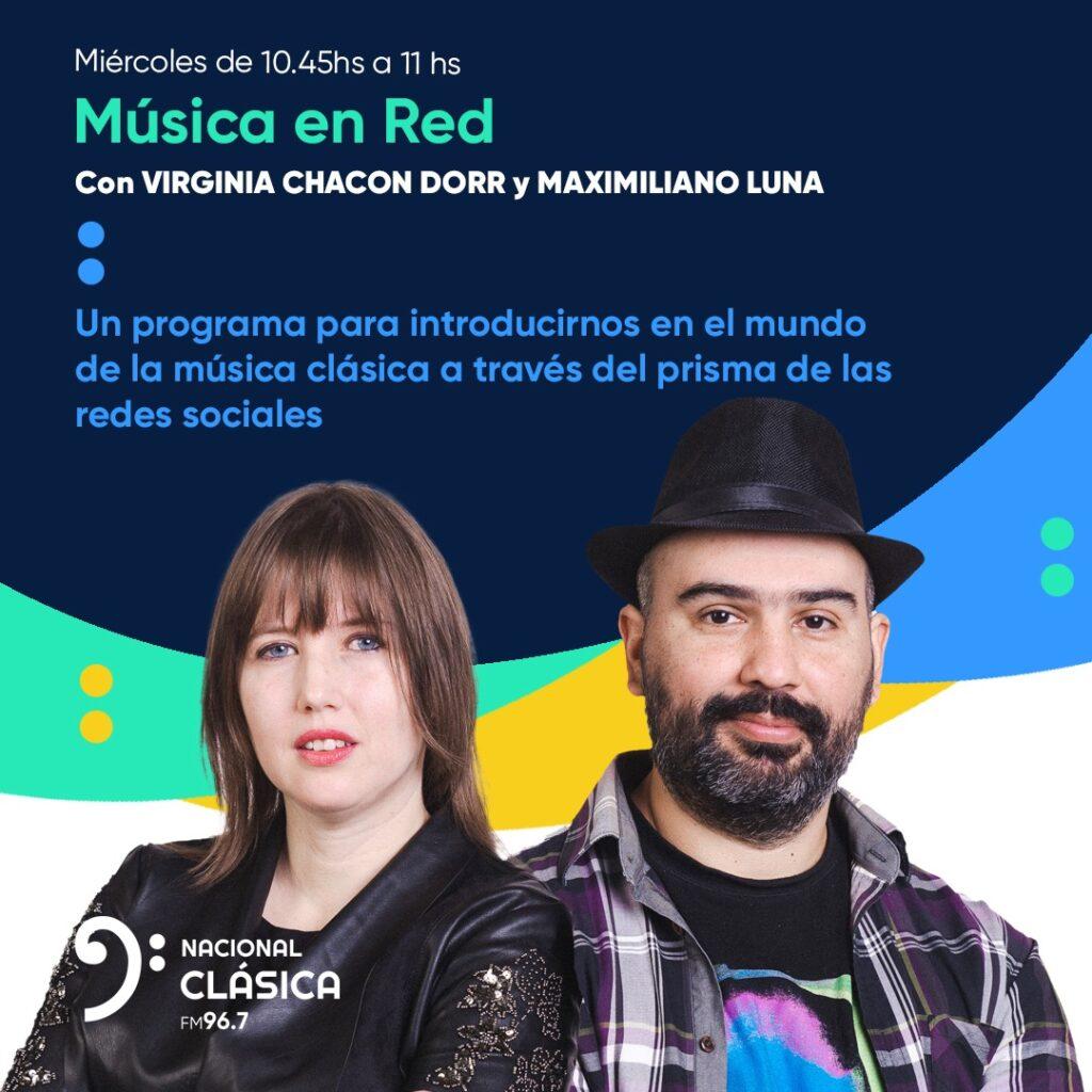 Micro programa Música en Red por Radio Nacional Clásica