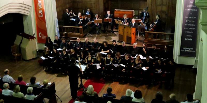 Imagen de La Academia Bach reanuda su gran tarea de difusión