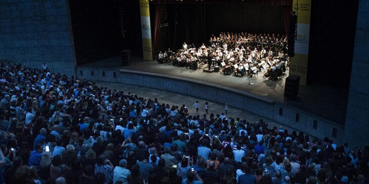 Imagen de La Banda Sinfónica de la Ciudad celebra 110 años