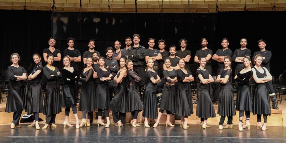 Imagen de Mes del 30° Aniversario El Ballet Folklórico Nacional