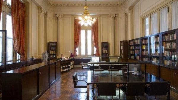 La Biblioteca del Teatro Colón