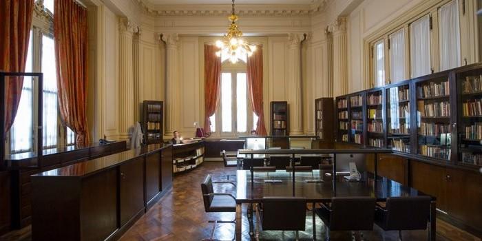 Imagen de La Biblioteca del Teatro Colón