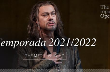 ópera Met en vivo - Fundación Beethoven