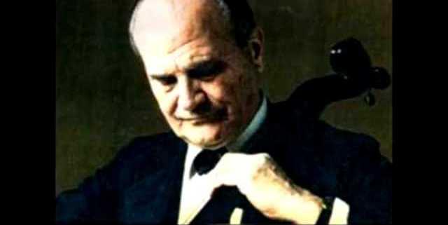 Imagen de Con casi 102 años falleció en Buenos Aires el Maestro José Bragato