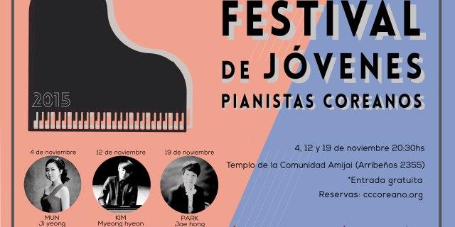 Imagen de Festival de jóvenes pianistas coreanos